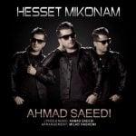 دانلود آهنگ احمد سعیدی به نام حست میکنم