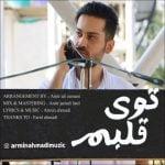 دانلود آهنگ آرمین احمدی به نام توی قلبم