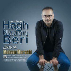 محسن مرعشی