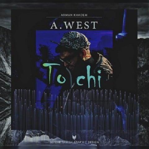 دانلود آهنگ A west به نام تو چی
