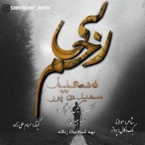 سعید سعیدی پور