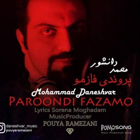 دانلود آهنگ محمد دانشور به نام پروندی فازمو