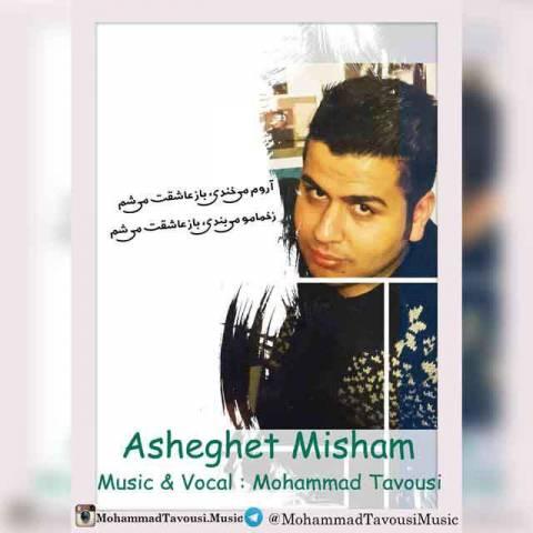 دانلود آهنگ محمد طاووسی به نام عاشقت میشم