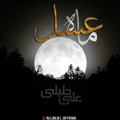دانلود آهنگ علی جلیلی به نام ماه عسل