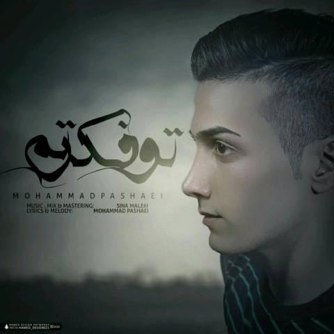 دانلود آهنگ محمد پاشایی به نام تو فکرتم