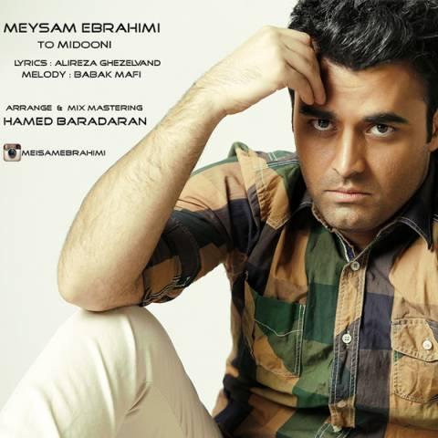دانلود آهنگ میثم ابراهیمی به نام تو میدونی